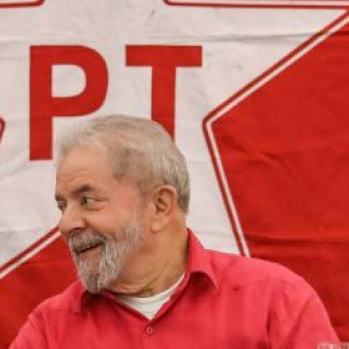 PT quer lançar candidatura de Lula à presidência na semana que vem