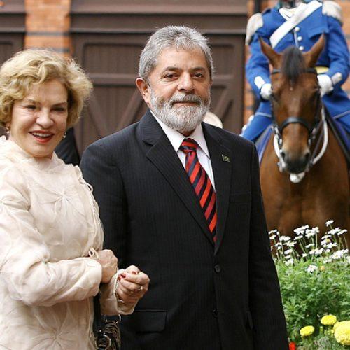 Mulher de Lula, ex primeira-dama Marisa Letícia sofre AVC