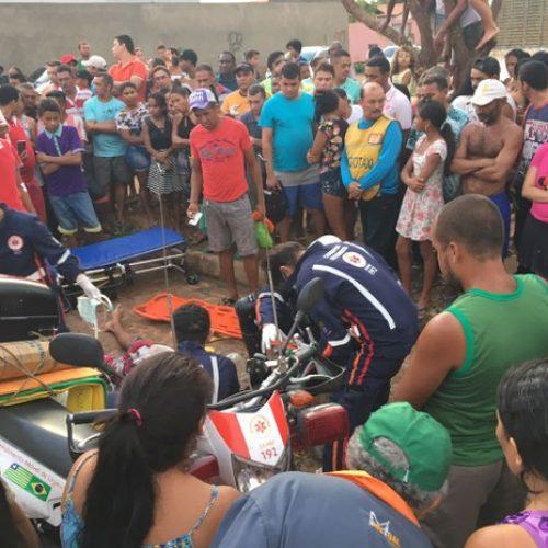 Adolescente é morto a tiros quando tentava roubar casa pela 4ª vez no Piauí
