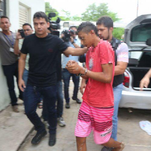 Menor de 15 anos confessa que assassinou taxista em Teresina