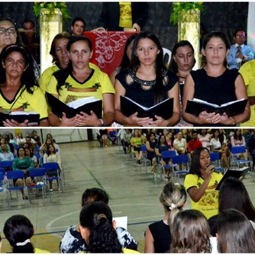 Igreja Assembléia de Deus Madureira realiza culto e culmina projeto de ação social em Alegrete; Veja fotos