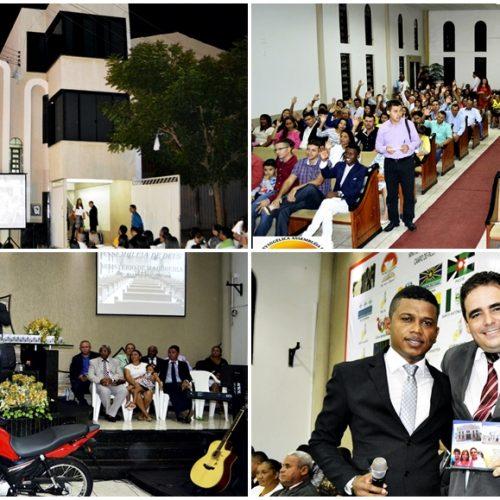 Igreja Evangélica Assembléia de Deus Madureira realiza I encontro missionário e reúne centenas de evangélicos em Picos; Veja fotos exclusivas