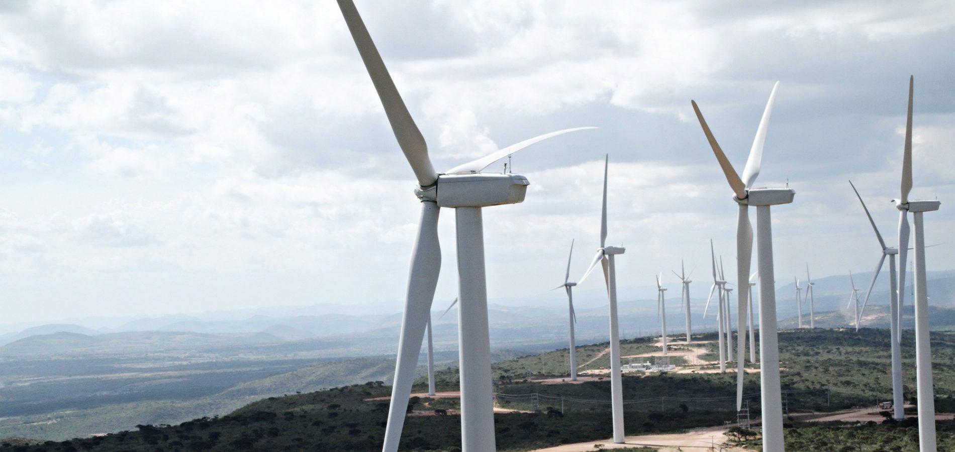 Estudo indica potencial para instalação de duas mil torres de energia eólica no Piauí