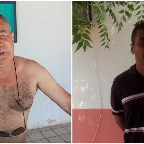 Dupla é presa com dinheiro falso e droga em Patos do Piauí