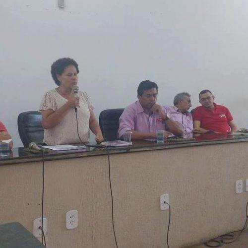 PT reúne lideranças da região de Picos para discutir eleições internas