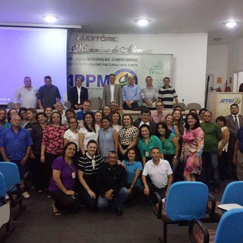 Nova diretoria da APPM realiza primeira reunião com servidores