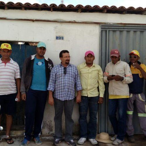 Prefeitura de Francisco Macedo realiza mutirão de limpeza nas margens da Barragem do Estreito
