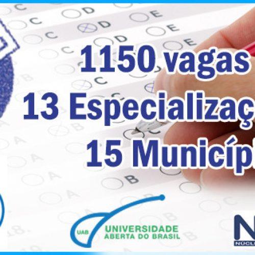 Uespi abre inscrições para 1.150 vagas de pós-graduação a distância em Jaicós e mais 14 municípios. Veja o edital!