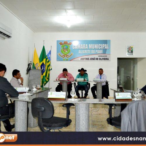 ALEGRETE | Vereadores aprovam resolução da Prefeitura em defesa dos agricultores e discursam em sessão na Câmara