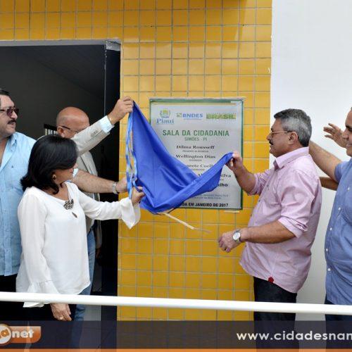 Sala da Cidadania é inaugurada e vai facilitar a vida da população de Simões