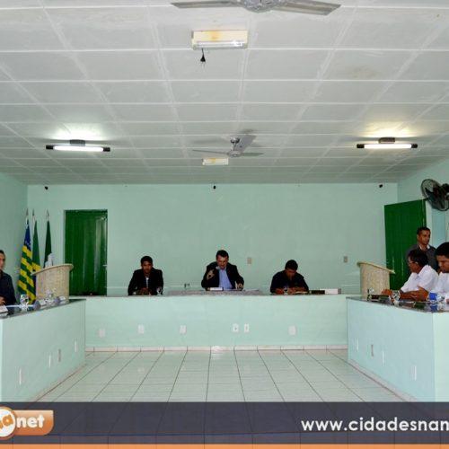 Câmara de Belém do Piauí realiza 1ª sessão ordinária de 2017