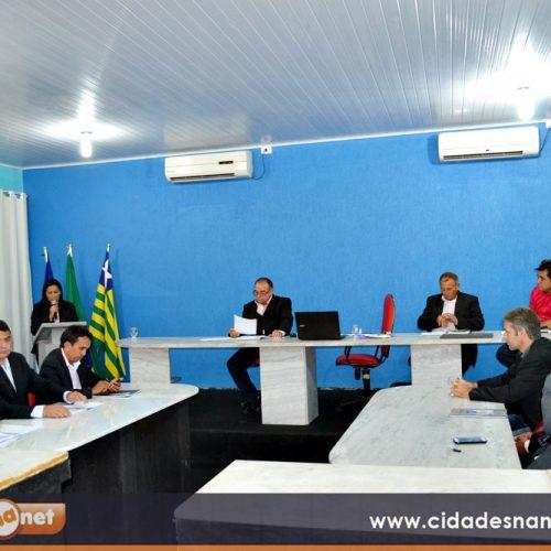 Câmara Municipal  de Padre Marcos realiza sessão solene de abertura dos trabalhos legislativos