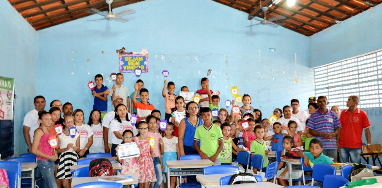 VERA MENDES | Saúde realiza semana de mobilização contra o Aedes aegypti em escolas municipais