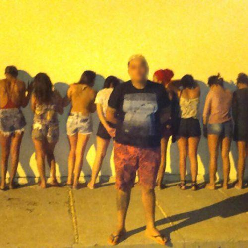 Grupo é detido em motel após postar fotos com armas e drogas no Piauí