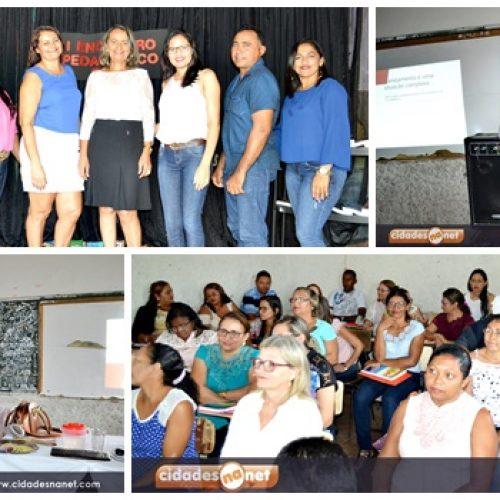 Encontro Pedagógico abre ano letivo em Patos do Piauí