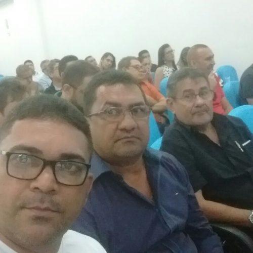 Representantes da Prefeitura de Alegrete participam de capacitação sobre transparência e orientações tributárias em Teresina