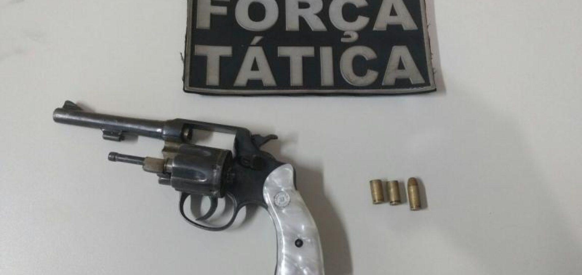 Menor tenta matar vigilante a tiros em Picos