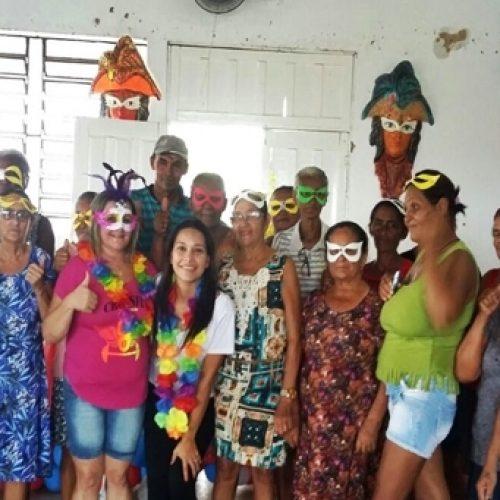 Prefeitura de Jaicós realiza Baile de Máscaras da Terceira Idade; veja fotos