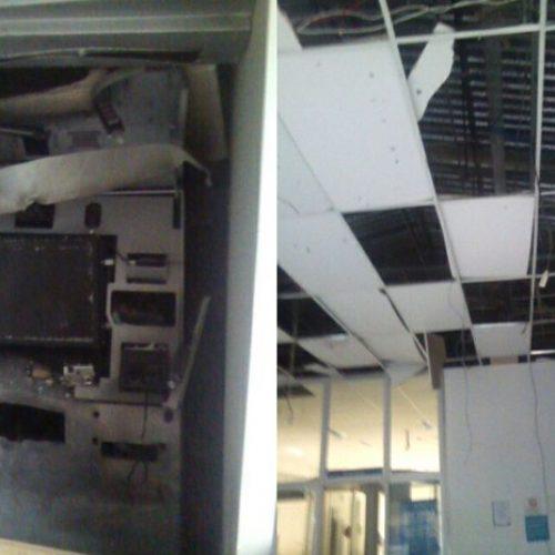 Caixa eletrônico de banco é explodido em cidade do Piauí; 6ª caso este ano