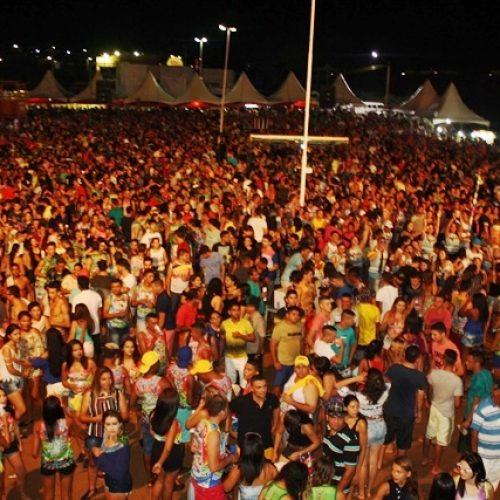 Carnaval da Barragem de Bocaina reúne multidão