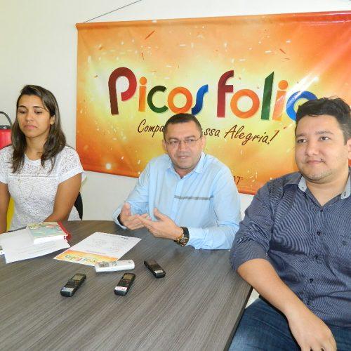 Corso vai abrir o Carnaval de Picos 2017