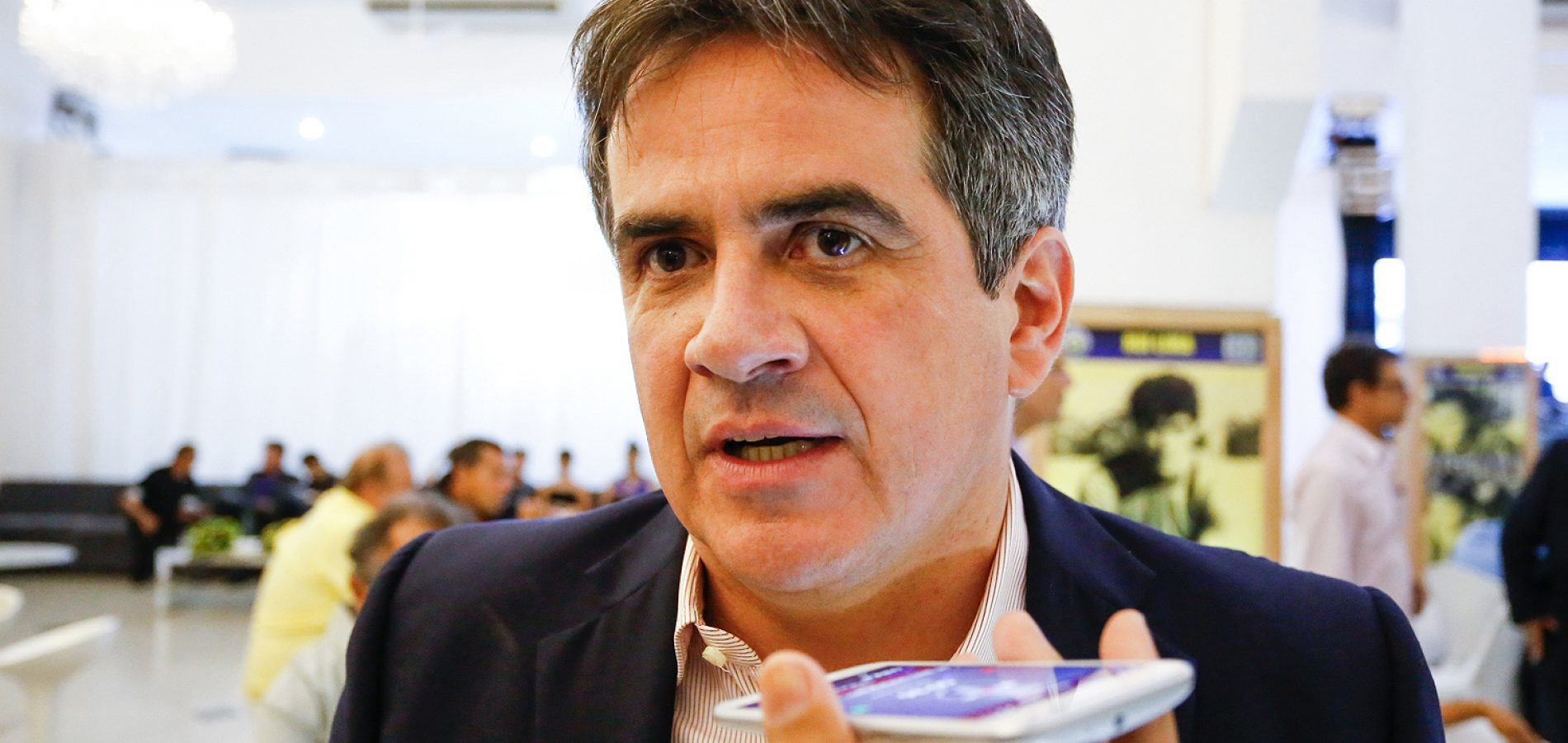 Ciro Nogueira acha natural Margarete Coelho pleitear reeleição como vice