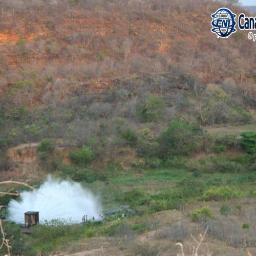 DNOCs fecha comporta da Barragem de Bocaina