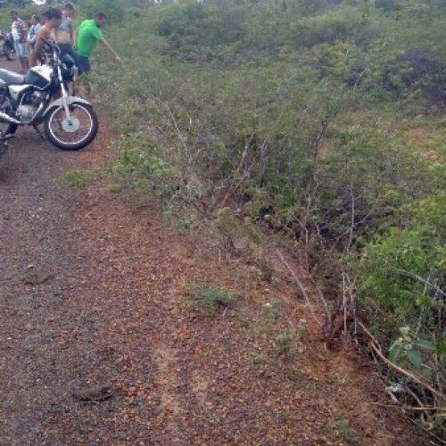 Corpo em 'decomposição' é achado próximo a rodovia no Norte do Piauí