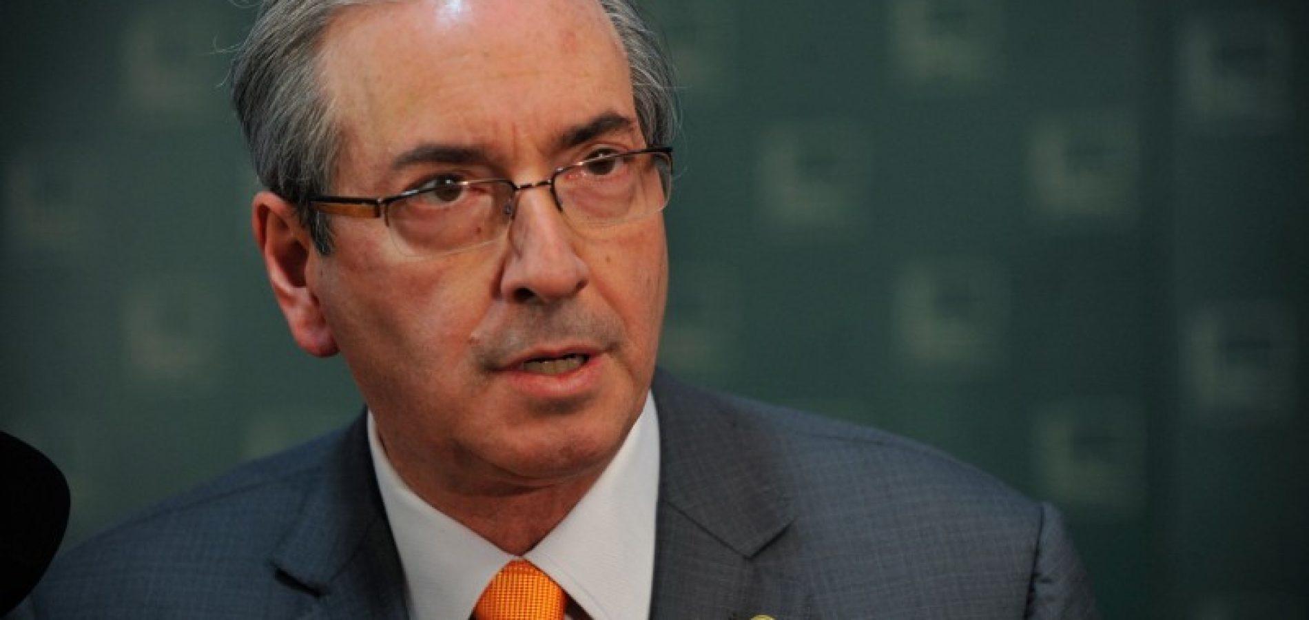 Eduardo Cunha presta depoimento nesta terça-feira em Curitiba