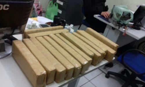 Operação cumpre 15 mandados de prisão de envolvidos com tráfico no Piauí