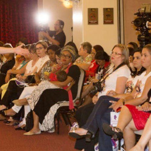 Vice-prefeita de Massapê participa do 2º Encontro Nacional de Mulheres Eleitas em Brasília