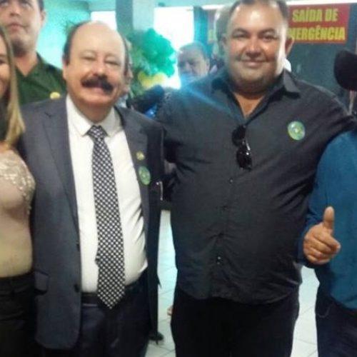 Vice-prefeita e presidente da Câmara Municipal de Alegrete participam de  Encontro Regional do PRTB