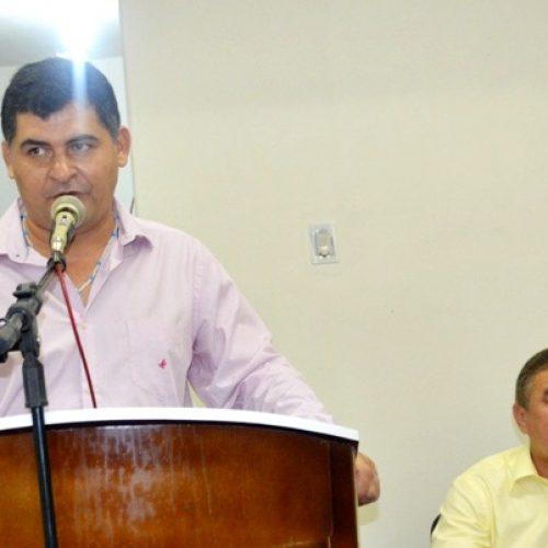 Dr. Jonas participa de Sessão na Câmara e presta conta de suas primeiras ações em São Julião
