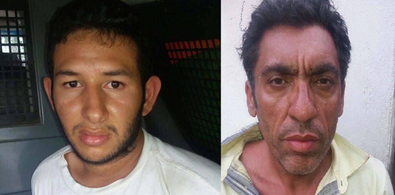 Polícia prende dupla de Padre Marcos por roubo de moto em Francisco Santos; veículo foi recuperado; veja fotos