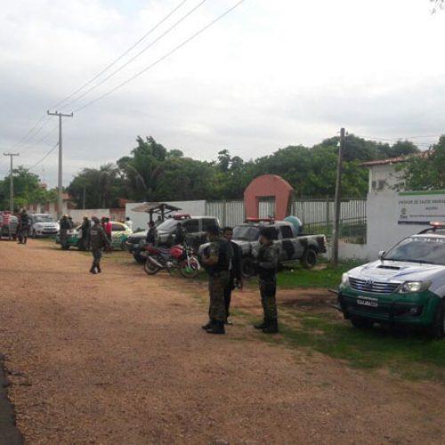 Operação Tolerância Zero é realizada na PI-130 em busca de armas e drogas