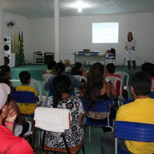 Secretaria Municipal de Saúde de Alegrete realiza palestra de combate ao Aedes aegypti