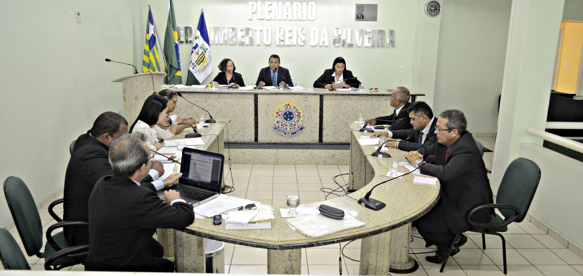 Vereadores da bancada de oposição são maioria nas Comissões da Câmara de Jaicós