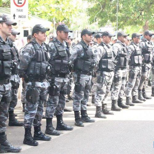 4º BPM receberá reforço policial durante o carnaval em Picos e Bocaina