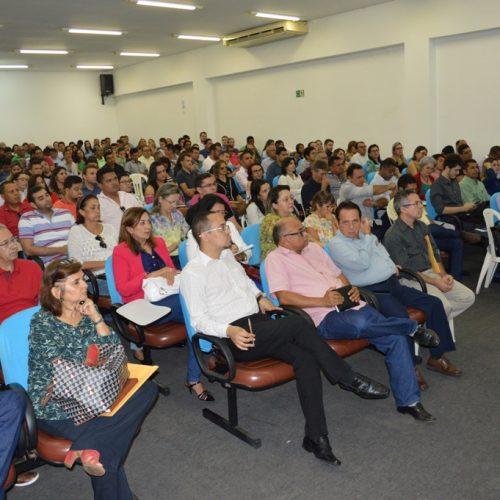 Encontro Município Transparente atrai prefeitos e técnicos de todo o Piauí