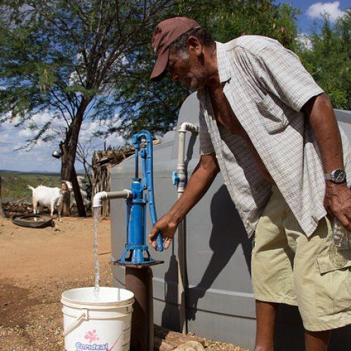 Codevasf executa ações emergenciais em comunidades atingidas pela seca