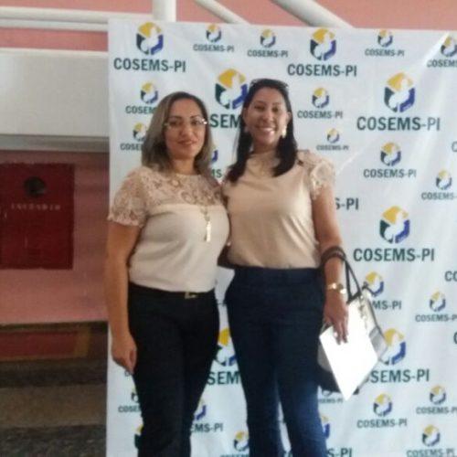 Secretária de Saúde de Jaicós participa de Seminário em Teresina e fala sobre perspectivas na área