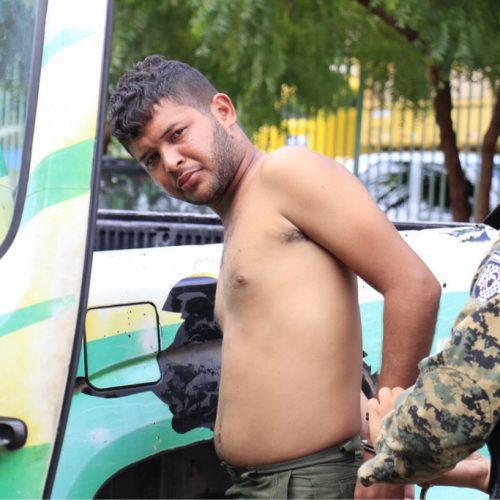 Preso suspeito de explodir caixas na prefeitura de Picos