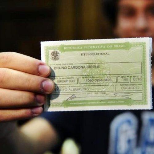 Eleitor tem 30 dias para transferir, atualizar ou emitir título eleitoral