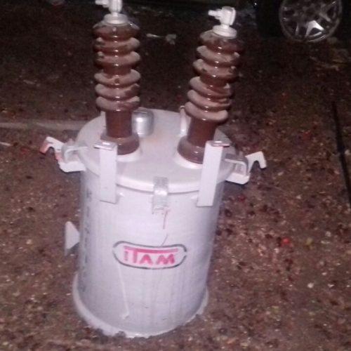 Polícia Militar de Curral Novo prende suspeito de roubar transformador de energia