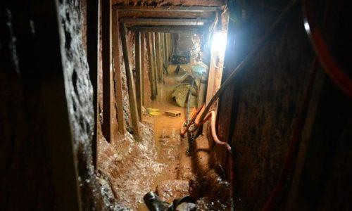 Facção criminosa gastou R$ 1 milhão em túnel para cadeia