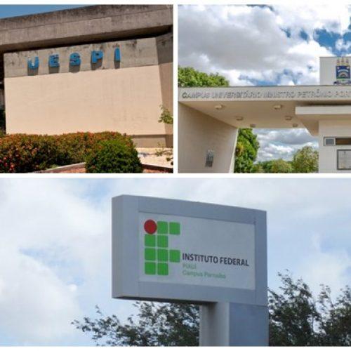 Instituições do Piauí receberam mais de 193 mil inscrições pelo SISU; veja os cursos mais concorridos