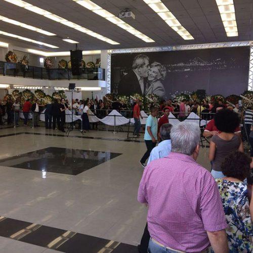 Corpo de Marisa Letícia  é velado em São Bernardo