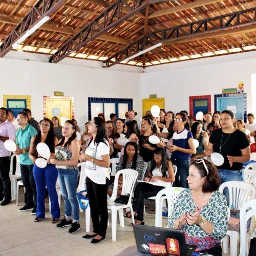 De olho no Ideb, Caridade do Piauí capacita educadores para o ano letivo 2017