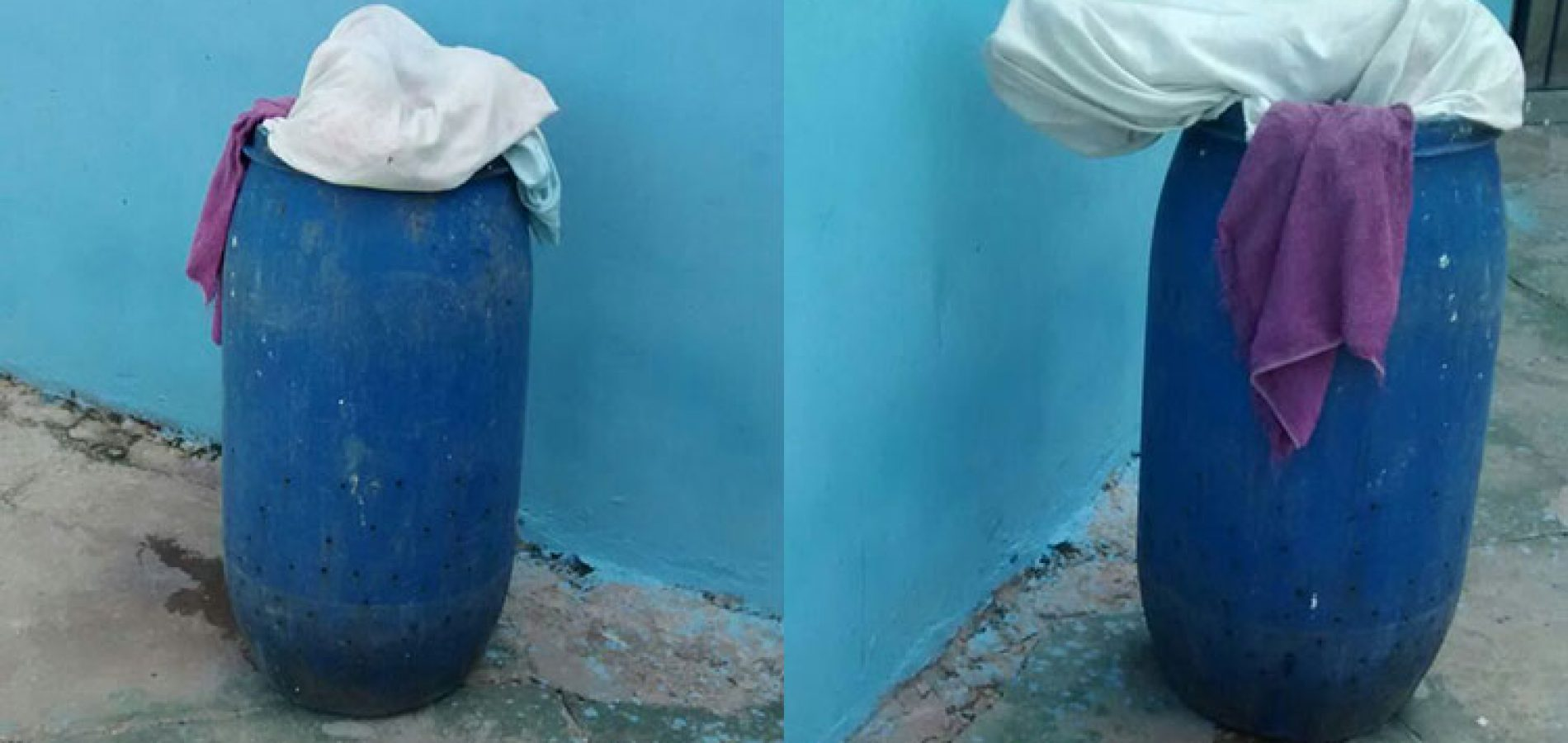 Corpo de detento é encontrado morto dentro de um tambor de lixo da Casa de Custódia