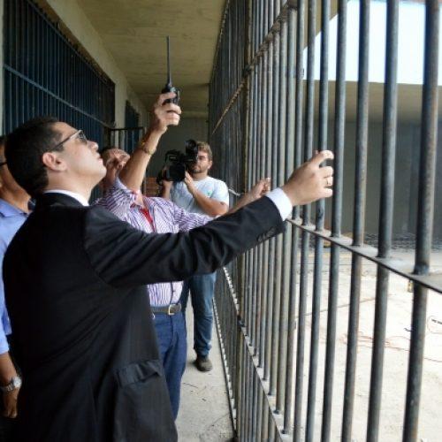 Com a reforma a Penitenciária de Picos passa a ter capacidade para 214 presos